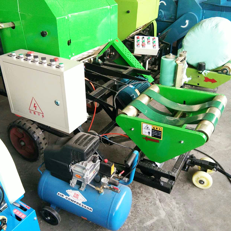 Bale Machine for Farm Use