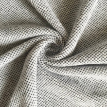 Thick honeycomb knitting pique fabric