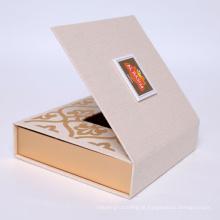 Personalize a caixa de empacotamento dos produtos dos cuidados médicos da impressão do OEM