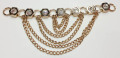 2013 Fashion Rhinestone Chain Sandals, Fashion Garment Accessories