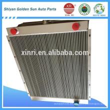 Generador de aluminio de 140 mm de grosor de espesor