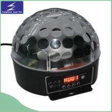 RGB светодиодные лампы Crystal Magic шаровой светильник с контролем звука