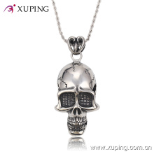 Fashion Cool Skeleton-Shaped Stainless Steel Jewelry Pendant -Pendant-00018