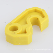 Dispositivo de bloqueo BD-D05-1 ancho de la manija 7.7mm bloqueo del disyuntor de la caja moldeada, BOSHI BRAND