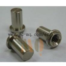 CNC de precisión que da vuelta a la tuerca autoblocante (MQ1048)