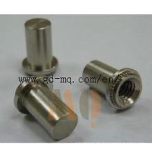 Precision CNC Turning Self Locking Nut (MQ1048)