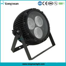 Rango de zoom ancho para exteriores, 360W RGBW LED, haz de luz LED PAR