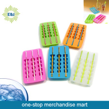 Dollar Items of Flexible Ice Cube Tray