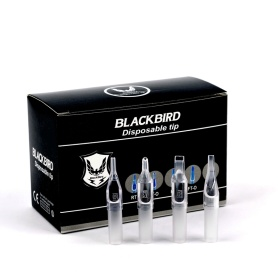 Inkflow Sterilized Disposable Tattoo Tip&Tube