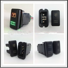 Car LED Lights Push Switch/ Laser Synbol Push Switch for Toyota