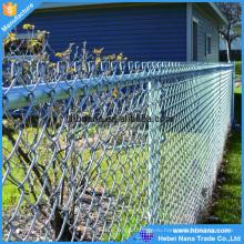 Многофункциональный лучшие продажи Китай горячая окунутая гальванизированная загородка покрынная PVC загородка звена с низкой ценой