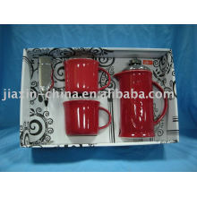 Teapot set JX-WP016