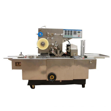 Автоматическая упаковочная машина с прозрачной пленкой / целлофаном
