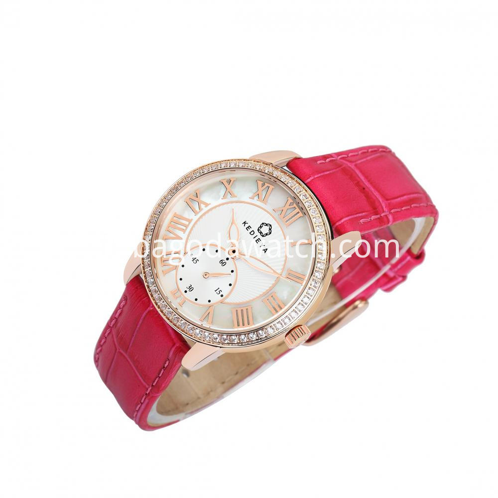 Womens Quartz Watch