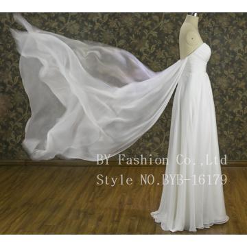 Fliegen Real pictuer Cocktail lange Kleider neuesten Kleid Muster für Mädchen Mini-Baumwolle backless Cocktailkleid