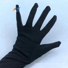 Prix bon marché 100% polyester manches musulmanes gants islamiques