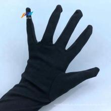 Precio barato 100% poliéster mangas musulmanas guantes islámicos