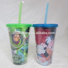 alta qualidade lindo café copos de plástico
