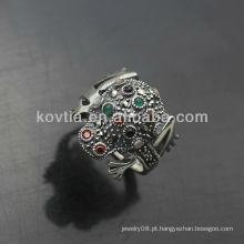 Atacado de alta qualidade de design exclusivo anéis de prata tailandês para os homens