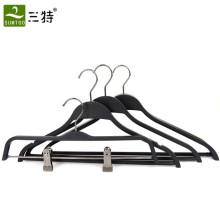 ABS материал модных магазинов использование компактных пластиковых вешалок