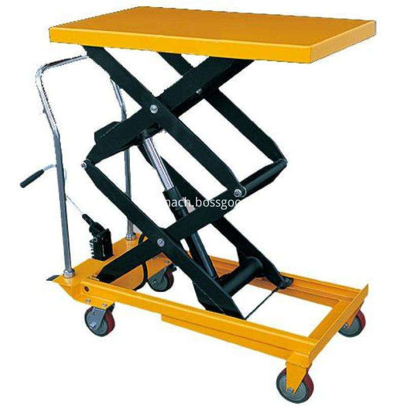 New Full Electric Scissor Lift Table With Ce