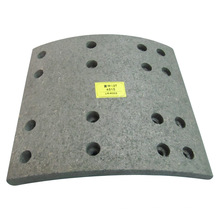 Garnitures de frein durables (LH98008) pour Fuwa 13t