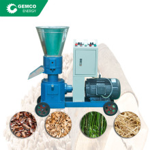 factory wholesale price GEMCO small gasoline wood pellet mill