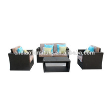 Manières de loisirs en plein air canapé meubles en rotin