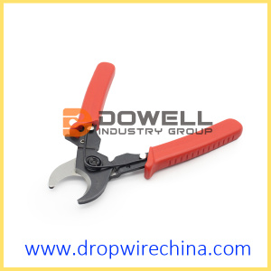 Round Wire Stripping Pliers Fiber Optic Cable Cutter