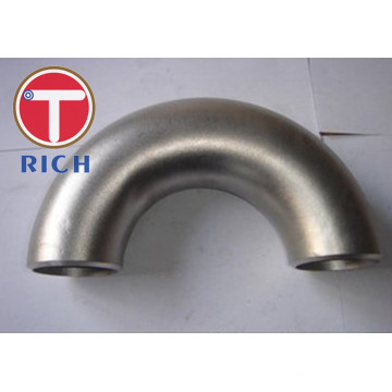 Seamless dan Welded Stainless steel 180 Derajat Siku