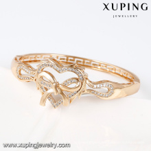 50848- Xuping Jewelry New Style Brass Bangle With Zircon