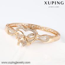 50848- Xuping jóias New Style latão Bangle com zircão