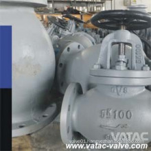 Handwheel Operated Bolted Bonnet Flanged Marine Globe Valve