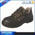 Men Steel Toe Cap Brand Safety Shoes, Women Work Footwear Ufa106