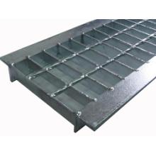 Couvercle de raclage en acier et couverture de puits, Galvanisation Hot-DIP