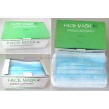 Máscara facial não tecida respirável dos PP da Multi-Camada