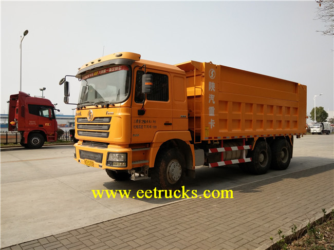 Self-loading Dump Trucks