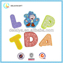 lovely animal EVA foam alphabet letter educational toys for kids