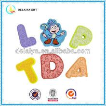 прекрасный животных EVA пены буквы алфавита развивающие игрушки для малышей