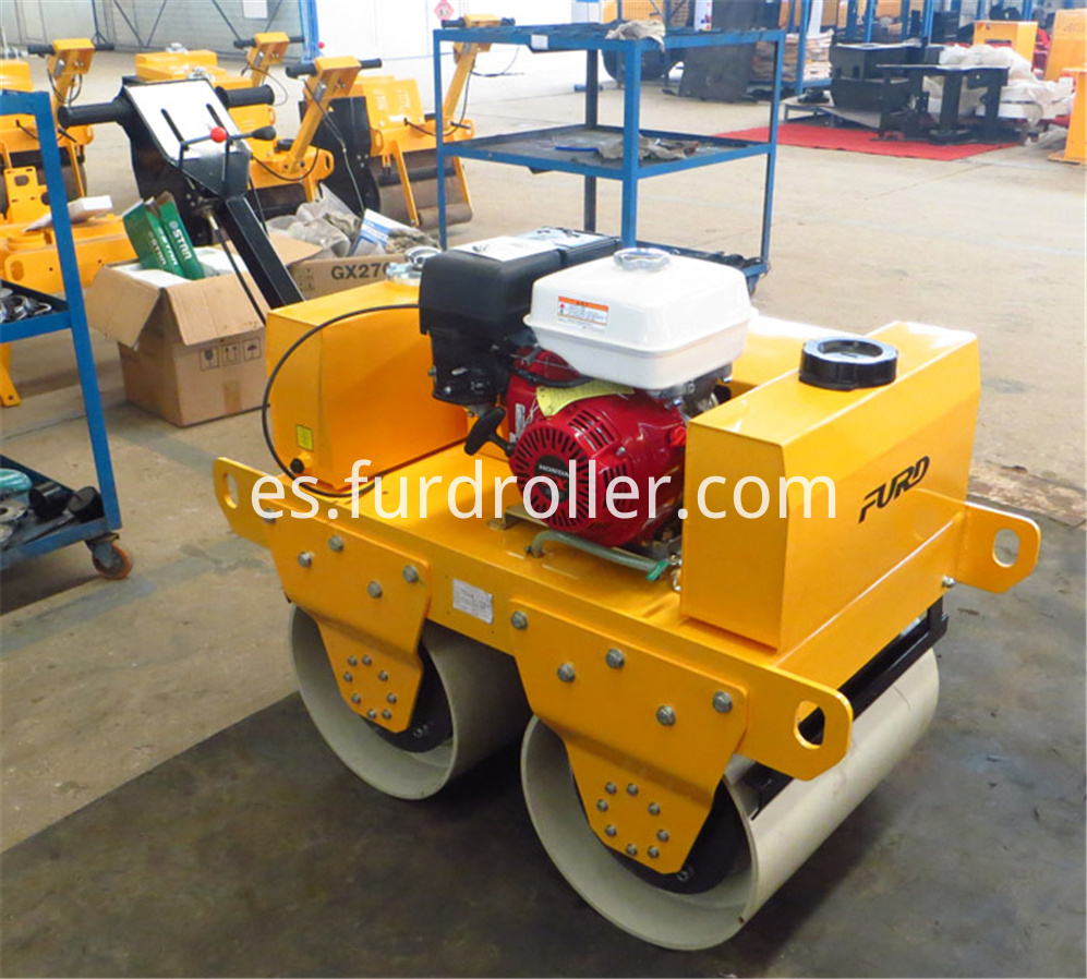 FYL-S600 Mini Road Roller