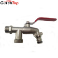 """Guten Top two flows with quick female connector 1/2""""*3/4""""*3/4"""" bibcock"""