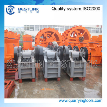 Construction Stone Jaw Crusher for Various Size Stone and Rocks