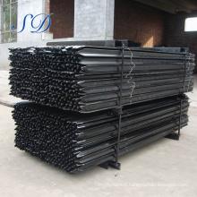 Poteaux de clôture en acier Galvanisé Y Clôture en gros