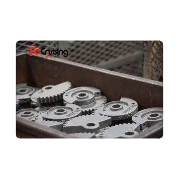 Grey Iron/Ductile Iron Casting for Machining