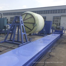 economic fiberglass reinforced plastic water tank pretreatment machine