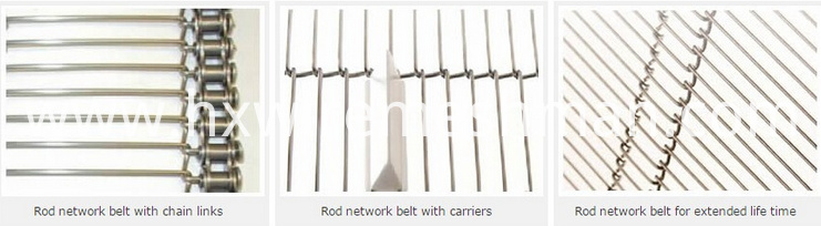 types of network belt
