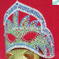Красивая корона маска