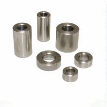 Espaçador de alumínio redondo da elevada precisão feito-à-medida