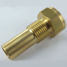 Permintaan Tinggi OEM Brass CNC Turning Parts