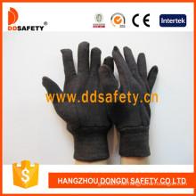 Ddsafety Heiß-Verkauf Gartenhandschuhe PVC Punkte (DCD108)